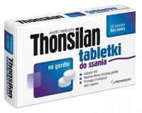 Thonsilan x 30 tabletek do ssania