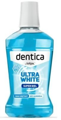 Tołpa dentica White Fresh płyn do higieny jamy ustnej 500 ml