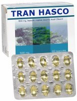 Tran Hasco 500 mg  x 60 kaps
