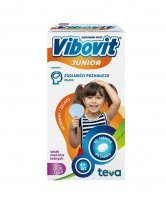 Vibovit junior witaminy + żelazo x 30 tabl do ssania