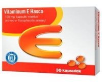 Vitaminum E 100 mg x 30 kaps (Hasco-lek)