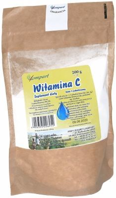 Witamina C 200 g (Lompart)