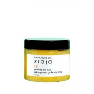Ziaja baltic home spa fit peeling do ciała gruboziarnisty 300 ml