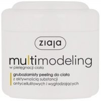 Ziaja Multimodeling gruboziarnisty peeling do ciała 200 ml