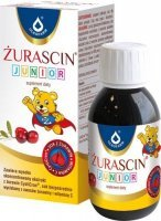 Żurascin junior syrop 100 ml